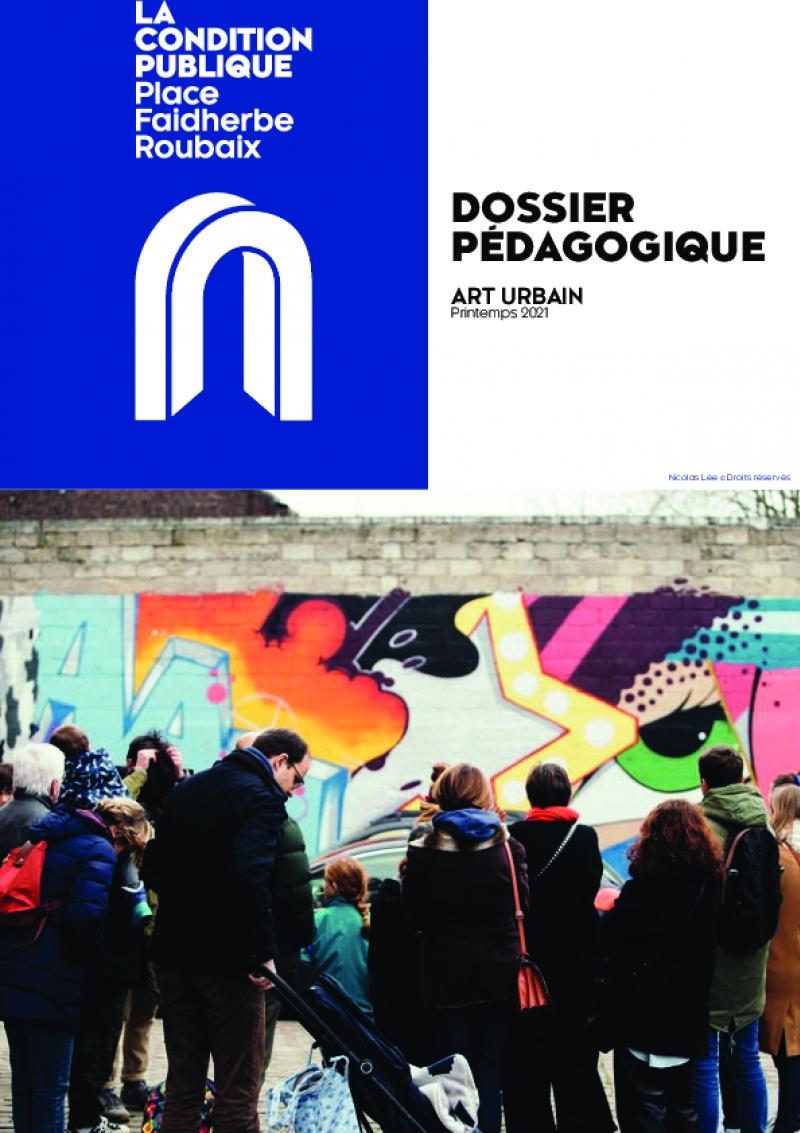 Offre groupes Art urbain